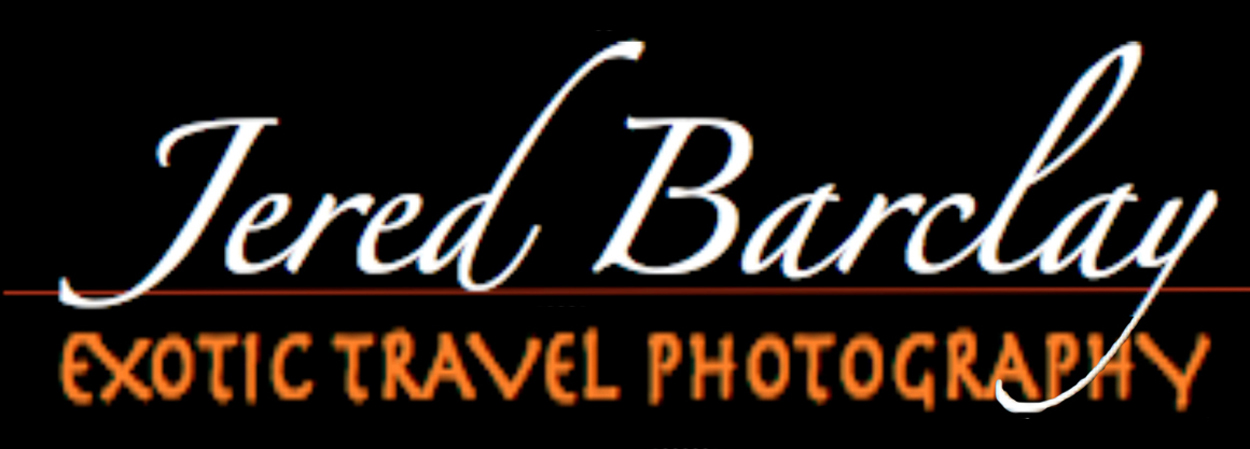 Jered Barclay Exotic Travel Photography