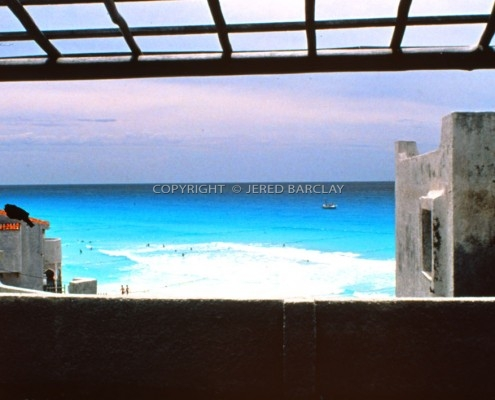 WORK 1 MEXICO Cancun Hotel sea view