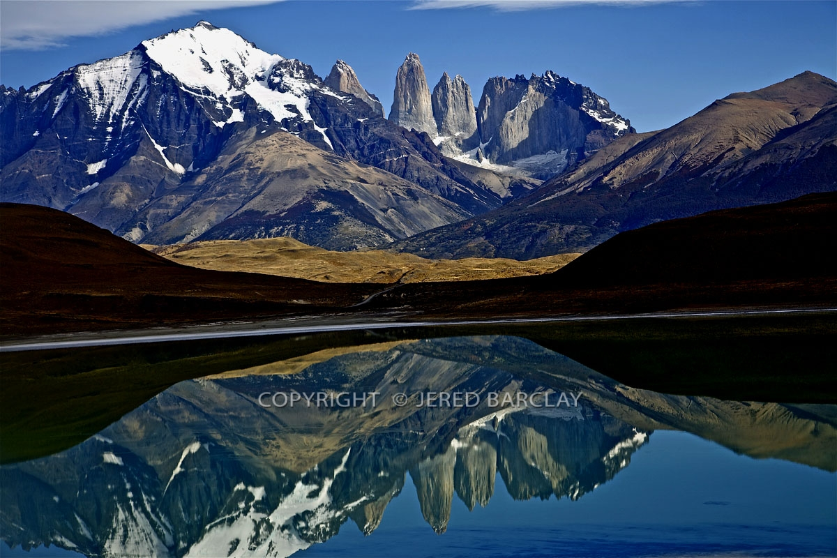 Torres del Paine National Park.